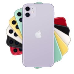 Силиконовые чехлы для Iphone 11 (6.1)